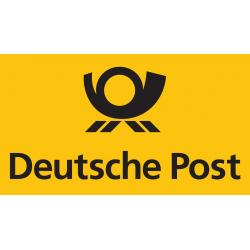 Online podání - Německá Pošta (Deutsche Post) - CSV export