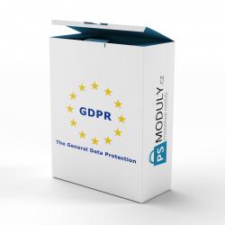 Modul GDPR - Ochrana osobních údajů