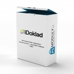 idoklad.cz - automatické napojení - vystavování + posílání faktur + EET