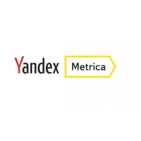Yandex Metrica (sledování pohybu zákazníků)